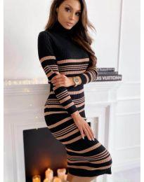 Obleka - koda 5980 - 5 - večbarvna