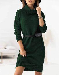 Obleka - koda 0393 - zelená