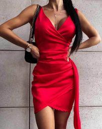 Obleka - koda 4678 - rdeča