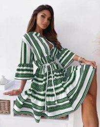 Obleka - koda 1481 - zelena