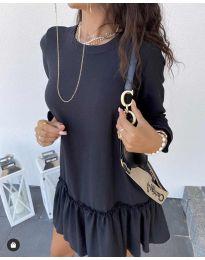 Obleka - koda 2078 - črna