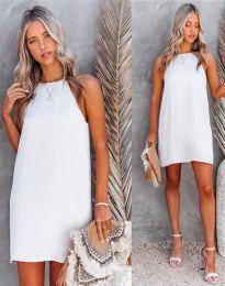 Obleka - koda 2169 - bela