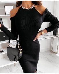Obleka - koda 0300 - črna