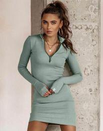 Obleka - koda 4288 - menta