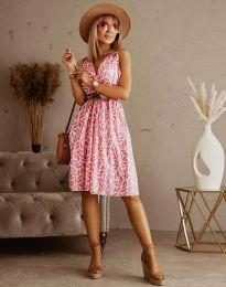 Obleka - koda 5488 - 6 - večbarvna