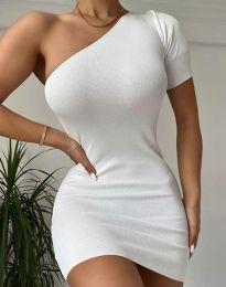 Obleka - koda 2419 - bela