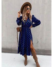 Obleka - koda 8866 - 4 - večbarvna