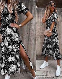 Obleka - koda 6212 - črna