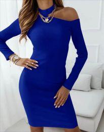 Obleka - koda 4859 - modra