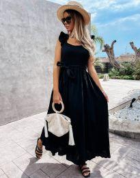 Obleka - koda 4806 - črna