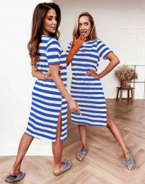 Obleka - koda 7794 - modra