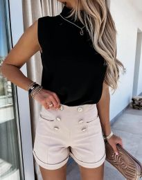 Kratke hlače - koda 6815 - bež