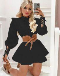 Obleka - koda 44589 - 1 - črna