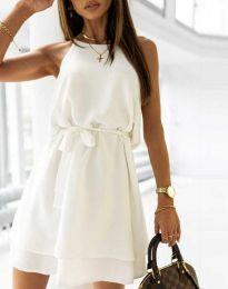 Obleka - koda 9968 - bela
