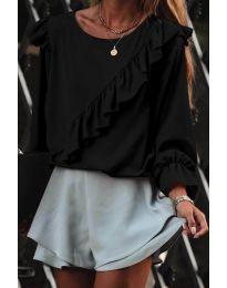 Bluza - koda 6009 - črna