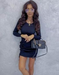 Obleka - koda 2286 - črna
