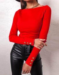 Bluza - koda 11565 - rdeča