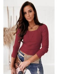 Bluza - koda 8365 - bordo