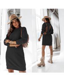 Obleka - koda 129 - črna