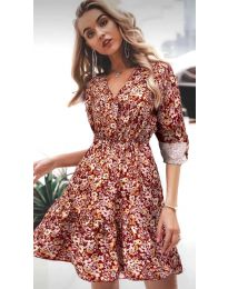 Obleka - koda 979 - 5 - farebná