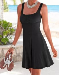 Obleka - koda 3360 - 1 - črna