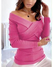 Bluza - koda 0308 - roza