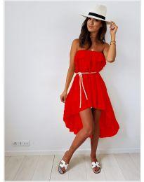 Obleka - koda 054 - rdeča