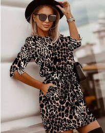 Obleka - koda 3060 - 5 - večbarvna