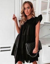 Obleka - koda 2666 - črna