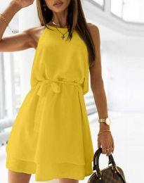Obleka - koda 9968 - rumena