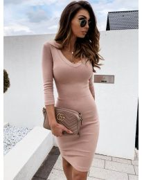 Obleka - koda 4040 - puder