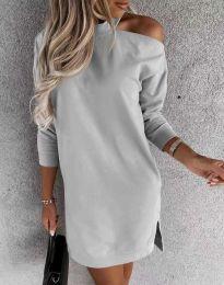 Obleka - koda 0796 - siva