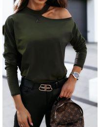 Bluza - koda 41511 temno zelena