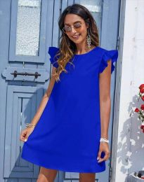 Obleka - koda 6261 - temno modra