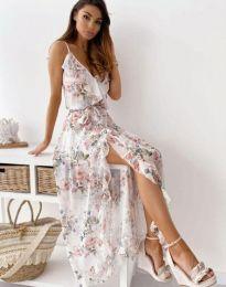 Obleka - koda 4800 - 2 - večbarvna
