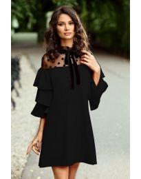 Obleka - koda 019 - črna