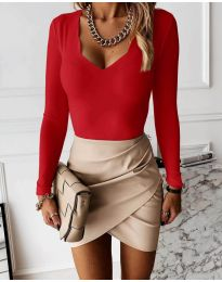 Bluza - koda 4086 - rdeča