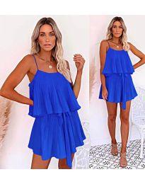 Obleka - koda 721 - modrá