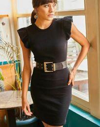 Obleka - koda 6155 - črna