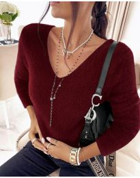 Bluza - koda 8051 - bordo