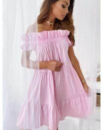 Obleka - koda 0299 - roza