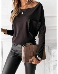 Bluza - koda 0382 - črna