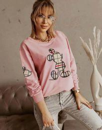 Bluza - koda 2959 - roza