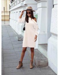 Obleka - koda 8171 - bela