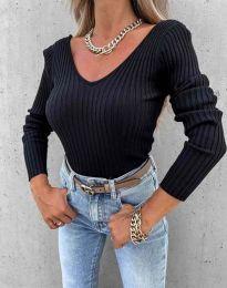 Bluza - koda 5918 - črna