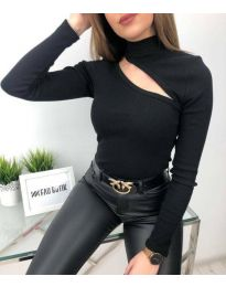 Bluza - koda 6363 - črna