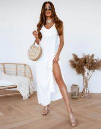 Obleka - koda 11881 - bela