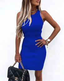 Obleka - koda 6331 - modra