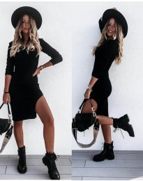 Obleka - koda 884 - črna