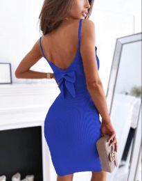 Obleka - koda 0987 - modra
